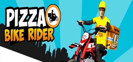 披萨骑手/ Pizza Bike Rider